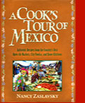A Cook's Tour of Mexico by Nancy Zaslavsky