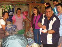 Tamales class in Teotitlan del Valle